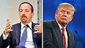 How Chuck Todd responded to Trump's coarse insult