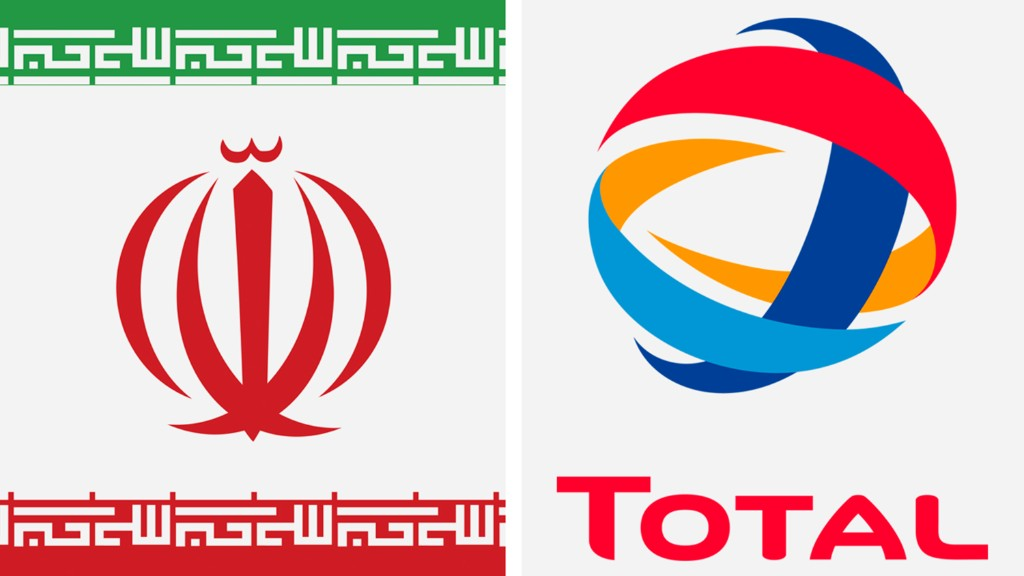 Iran signs $2 billion gas understanding with Total
