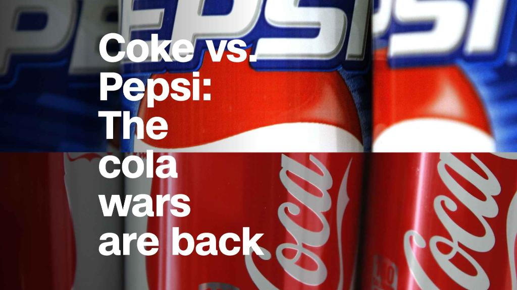 cola cola wars The cola wars heat up covers the era that began when roberto goizueta took over at coca-cola the company began buying up its bottlers and selling off non-sot-drink businesses.