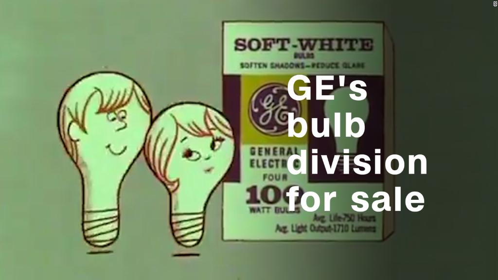 GE losing tuber division, lives on in retro ads