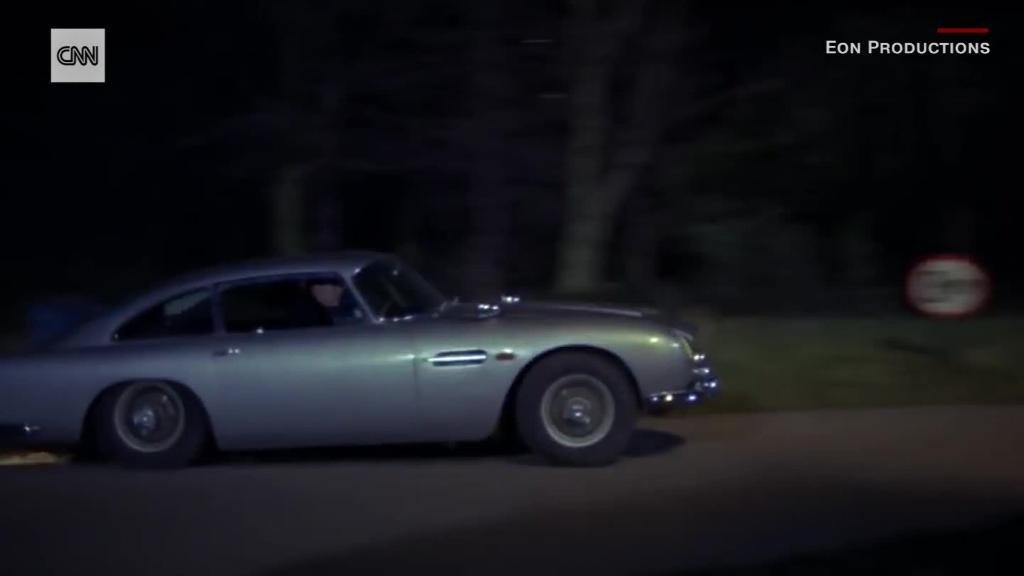 You could possess James Bond's car