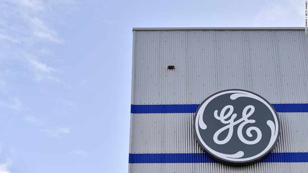 GE altered a lives. Why was it kicked out of a Dow?