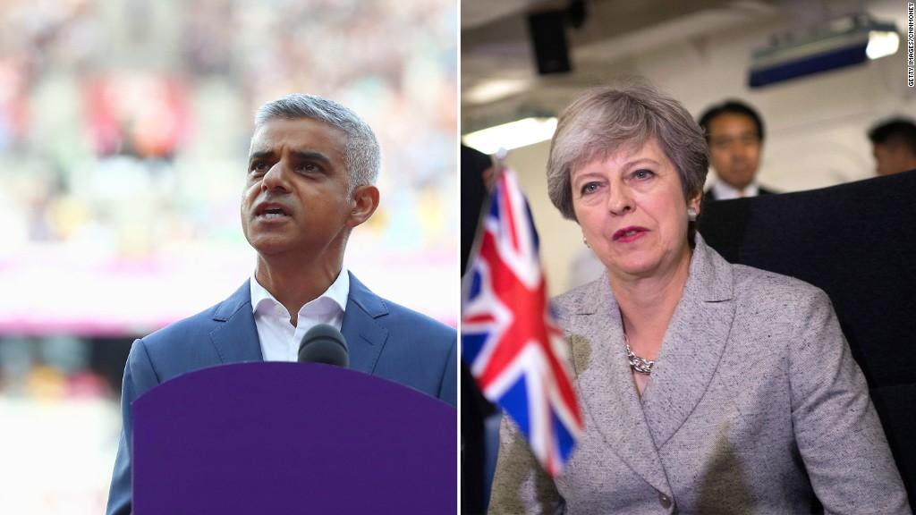 London mayor: U.K. has no diversion devise on Brexit